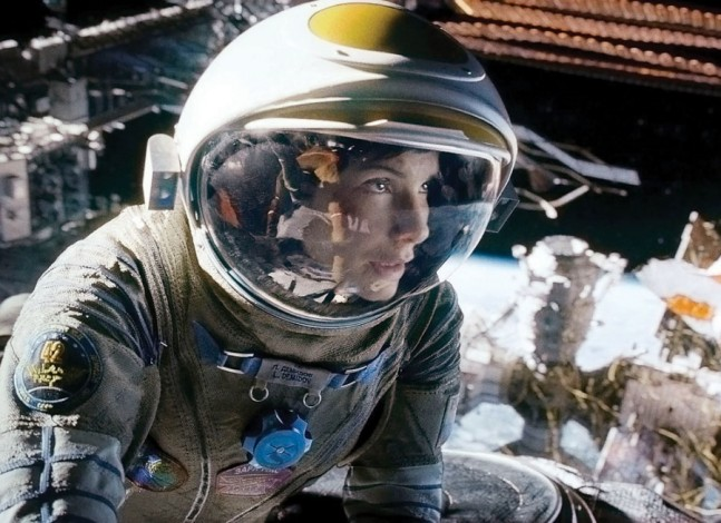 How accurate was Warner Bros. depiction of the threat of orbital debris? Image Credit: Warner Bros posted on SpaceFlight Insider