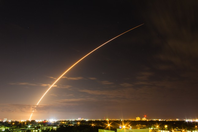 Atlas V launch viewing guide as seen on Spaceflight Insider
