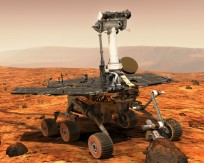 Mars Exploration Rover Spirit Opportunity surface of Red Planet NASA image posted on SpaceFlight Insider
