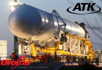 Orbital Sciences Corporation ATK Antares rocket Commercial Resupply Services NASA program Wallops Flight Facility image credit Mark Usciak SpaceFlight Insider