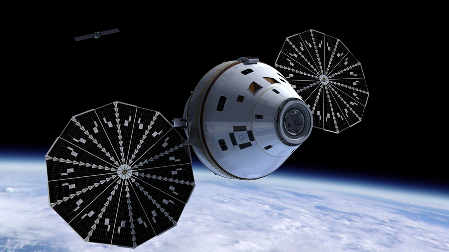 Orion-spacecraft-departing-the-International-Space-Station-ISS-in-orbit-above-Earth-NASA-image-posted-on-SpaceFlight-Insider.jpg