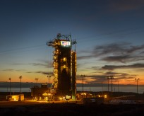 SMAP set to launch as seen on Spaceflight Insider