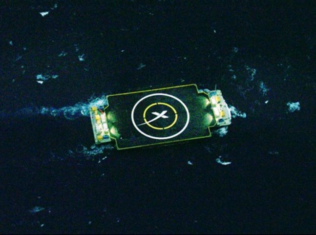 SpaceX Autonomous Spaceport Drone Ship - CRS-5 SpaceX photo posted on SpaceFlight Insider