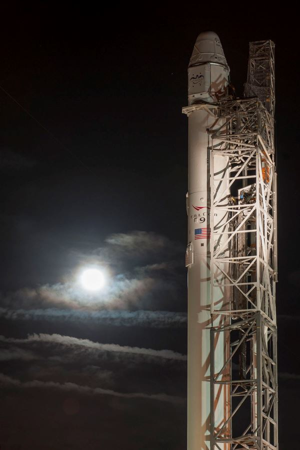 SpaceX Commercial Resupply Services 5 CRS-5 SpX-5 Space Exploration Technologies photo posted on SpaceFlight Insider