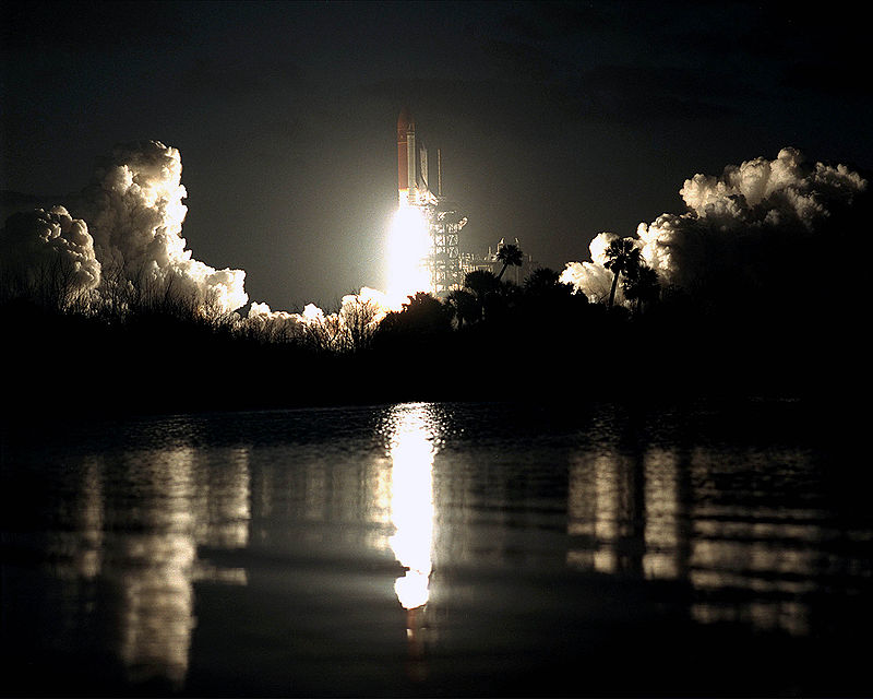 space shuttle columbia take off - photo #28