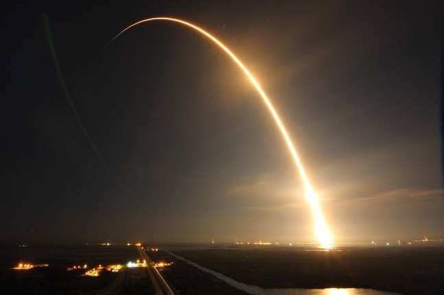 SpaceX 5th commercial resupply mission launches successfully from Cape Canaveral on Jan. 10 as seen on Spaceflight Insider