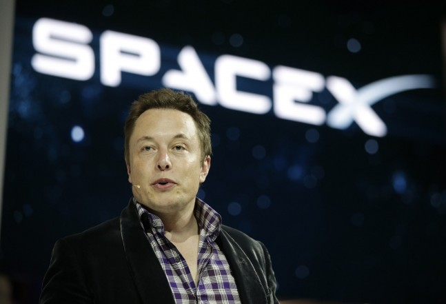 SpaceX CEO, Elon Musk. Photo Credit: Jae C Hong / Associated Press