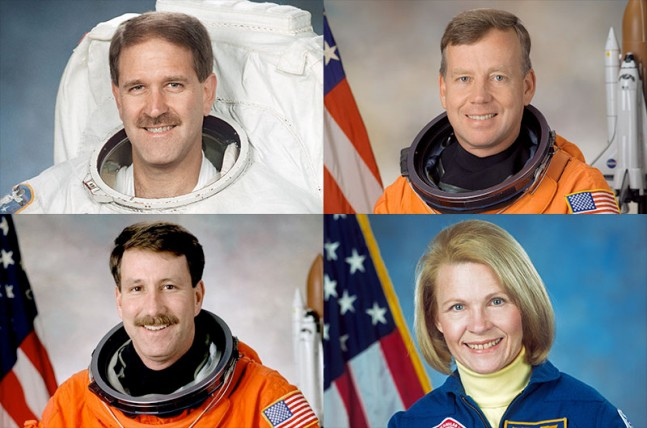 2015 AHOF inductees as seen on Spaceflight Insider