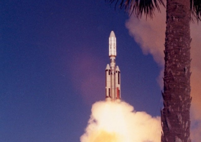 First Titan-Centaur LC 41 02-11-1974 NASA