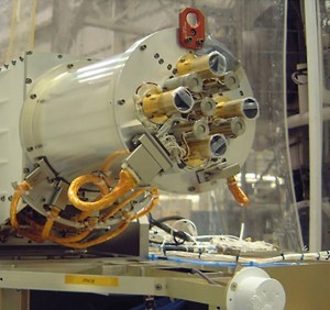 NISTAR instrument as seen on Spaceflight Insider