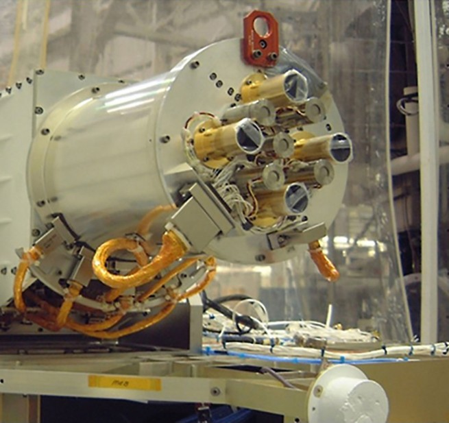 NISTAR instrument as seen on Spaceflight Insider