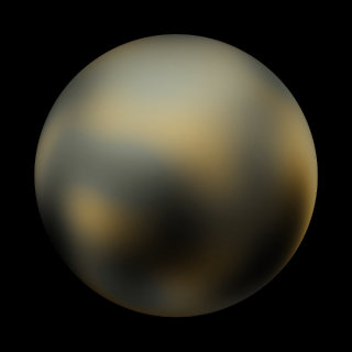 Pluto as seen by the Hubble Space Telescope as seen on Spaceflight Insider