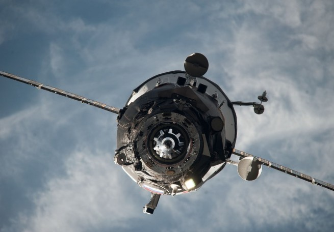 Progress spacecraft arriving at the International Space Station ISS NASA photo posted on SpaceFlight Insider