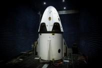 Dragon V2 as seen on Spaceflight Insider