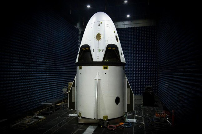 space flight spacex dragon v2 insider - photo #9