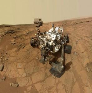 Mars Science Laboratory rover Curiosity image credit NASA JPL Caltech MSSS