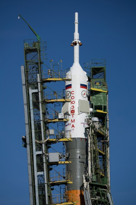 Soyuz launcher as seen on Spaceflight Insider