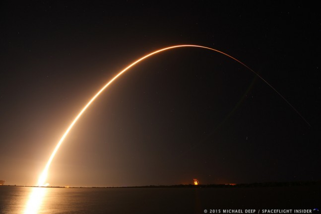 MMS launch as seen on Spaceflight Insider