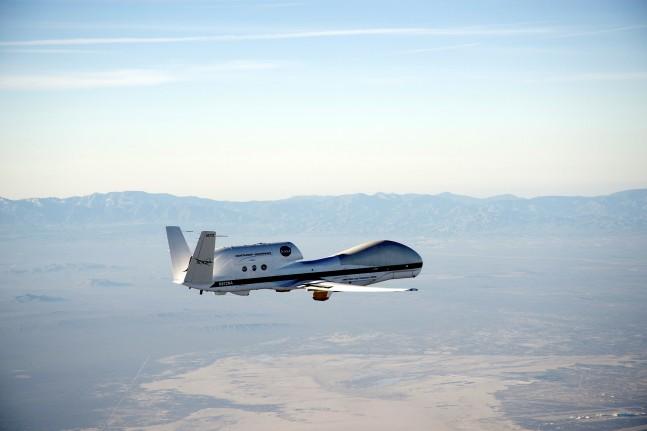 ATTREX Global Hawk as seen on Spaceflight Insider