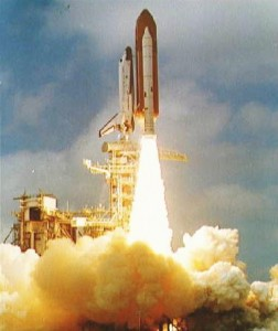 STS-3 Launch