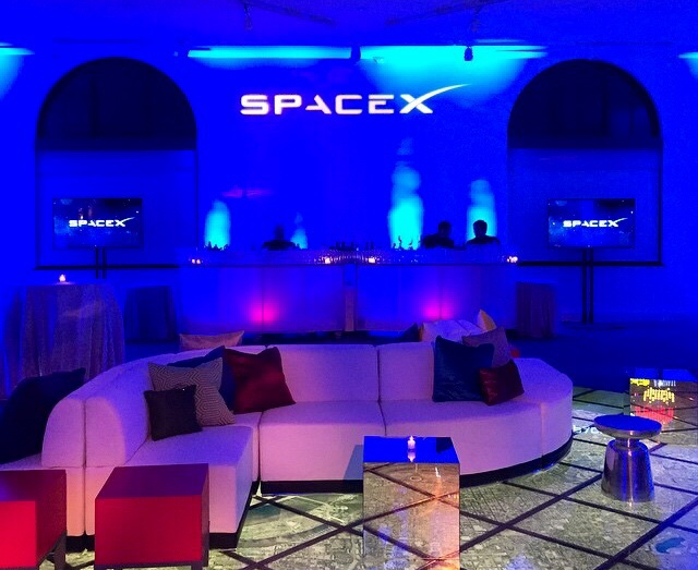 SpaceX Bar
