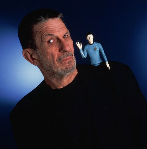 Spock and Spock as seen on Spaceflight Insider
