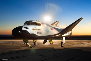 The cooperation between SNC and DLR will expand Dream Chaser's versatility for many different types of missions. Photo Credit: Sierra Nevada