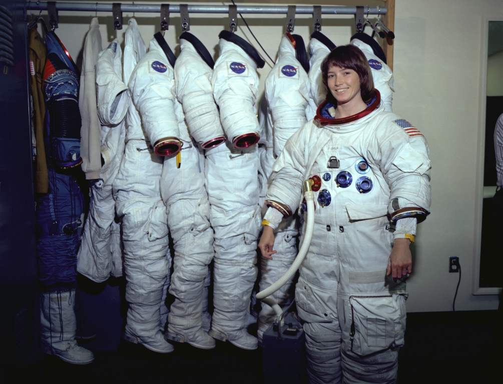 Women in Space: Dr. Anna Fisher, one of the 'Original Six ...