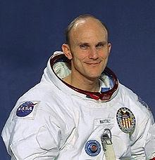 Ken Mattingly. Photo Credit: NASA