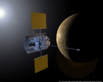 NASA Johns Hopkins Applied Physics MESSENGER spacecraft planet Mercury on SpaceFlight Insider
