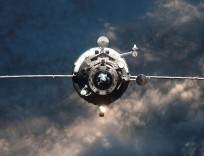 Russian Federal Space Agency Progress_M-14M NASA photo posted on SpaceFlight Insider