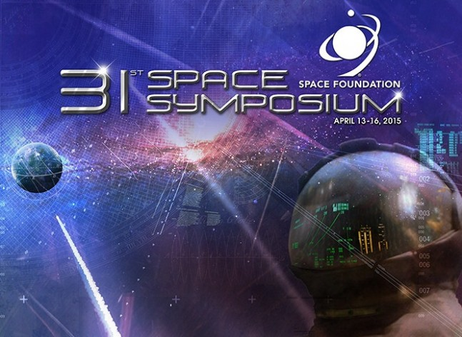 31st Space Symposium Promo Photo