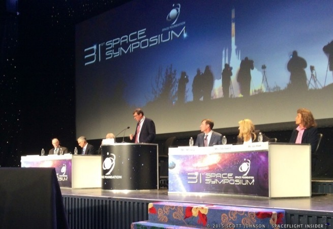 Space Symposium Issues for the Launch Community Panel