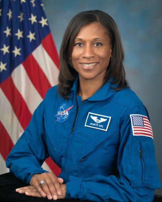 Official astronaut portrait of Jeanette Epps. Photo Credit: Robert Markowitz / NASA
