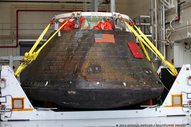 nasa_delta_iv_heavy_orion_eft1-michael_howard SpaceFlight Insider