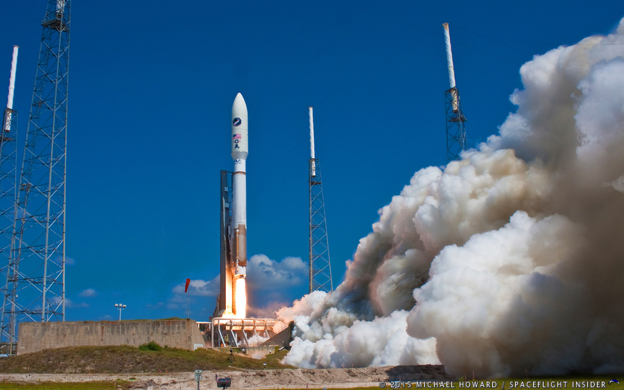 United Launch Alliance ULA OTV 4 AFSPC 5 Atlas V 501 rocket X-37B atlas_v_afspc5-michael_howard