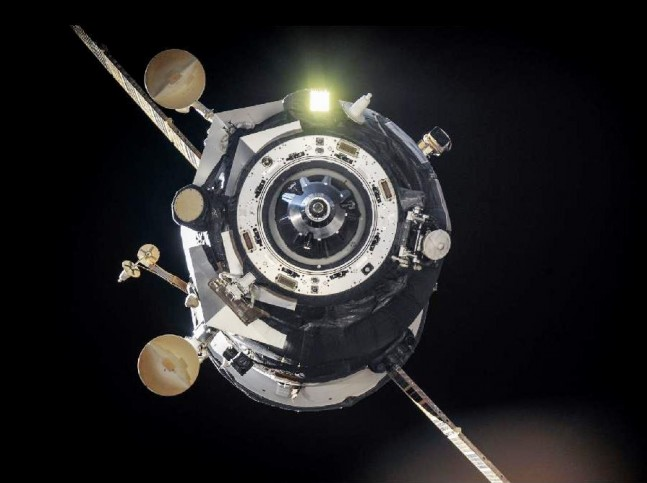 Soyuz Progress spacecraft failure International Space Station ISS NASA photo posted on SpaceFlight Insider