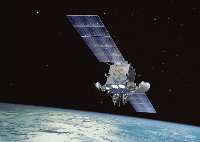 AEHF 1 Advanced Extremely High Frequency 1 satellite U.S. Air Force image posted on SpaceFlight Insider