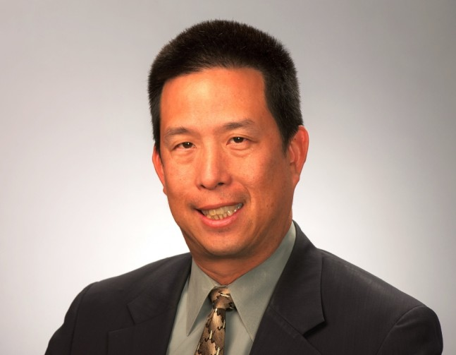 Image of NASA Ames Research Center Director Eugene Tu