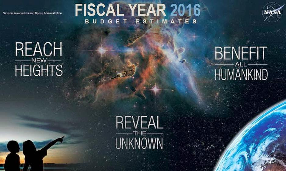 NASA Fiscal Year Budget image credit NASA posted on SpaceFlight Insider