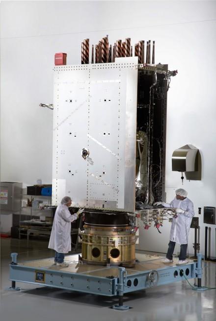 Lockheed-Martin-Corporation-GPS-III-satellite-LMCO