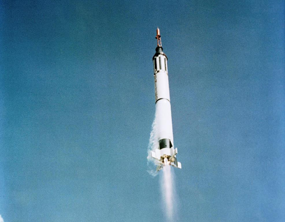 Our SpaceFlight Heritage: The flight of Freedom 7 fifty ...