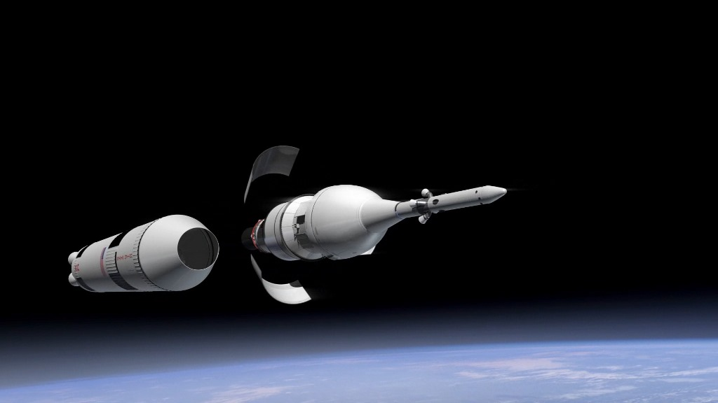 nasa orbiters orion dragon - photo #17