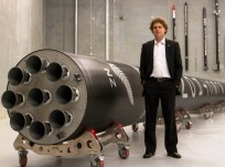 Rocket Lab's CEO and founder, Peter Beck. Photo Credit: Rocket Lab