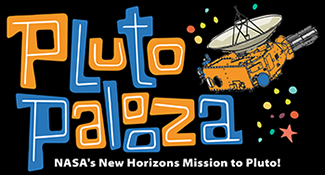Plutopalooza logo. Image Credit: NASA/Johns Hopkins University Applied Physics Laboratory/Southwest Research Institute