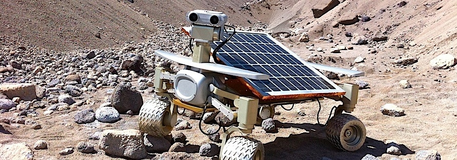 Part Time Scientists lunar rover Photo Credit Part Time Scientists