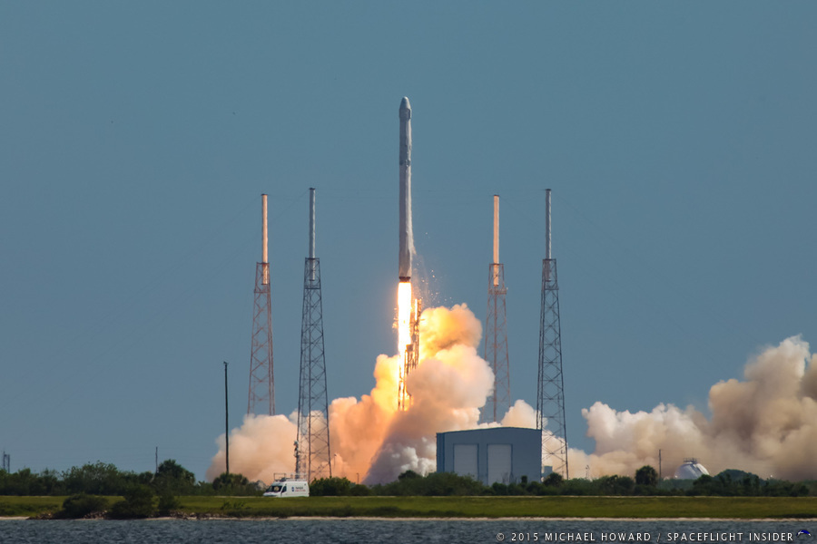 SpaceX Rocket