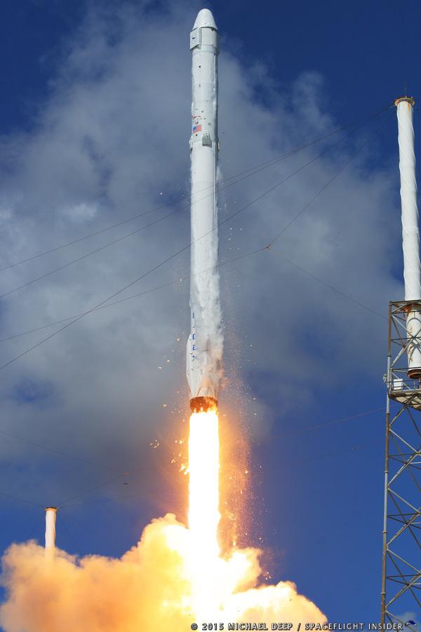 spacex falcon v1.1 vandenberg arrives - photo #26