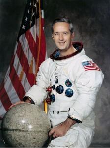 Gemini IV Commander Jim McDivitt. Photo Credit: NASA