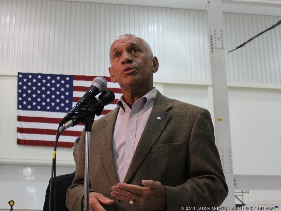 Bolden issues statement on Senate Appropriations ...